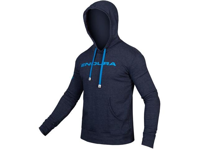 Endura One Clan Hoodie Men navy blue